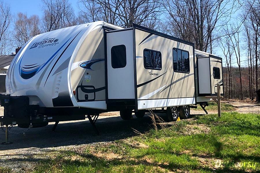 2019 Forest River Freedom Kernersville, NC