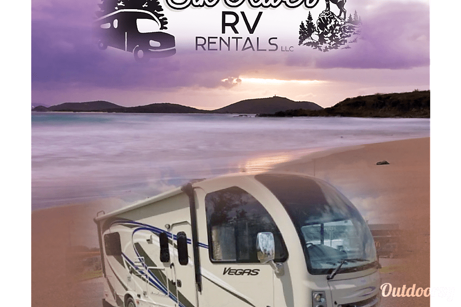 2015 Thor vegas Motor Coach Unlimited Mileage and Generator!!!!! No special license needed! Kinzers, PA