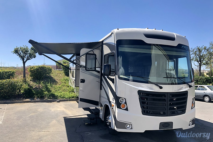 Make This Strong Beast Your Home On Wheels For A Few Days! - No Special License Needed! Norco, CA
