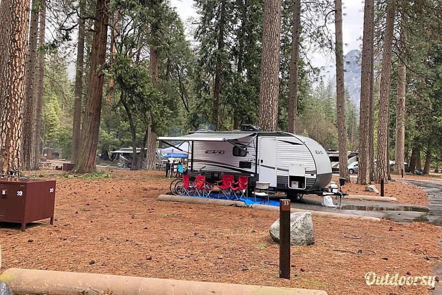 2018 Forest River EVO 177BH Fontana, CA