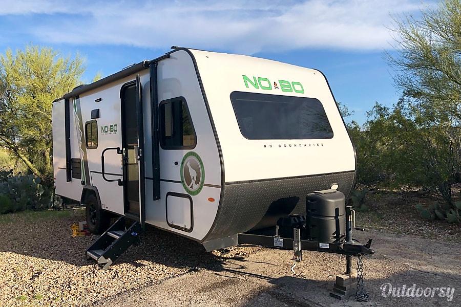 exterior 2018 Forest River Other - No Boundaries Tucson, AZ