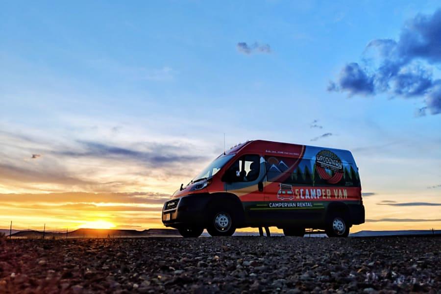 sCAMPer Van 7 - ASHEVILLE ONLY Asheville, NC