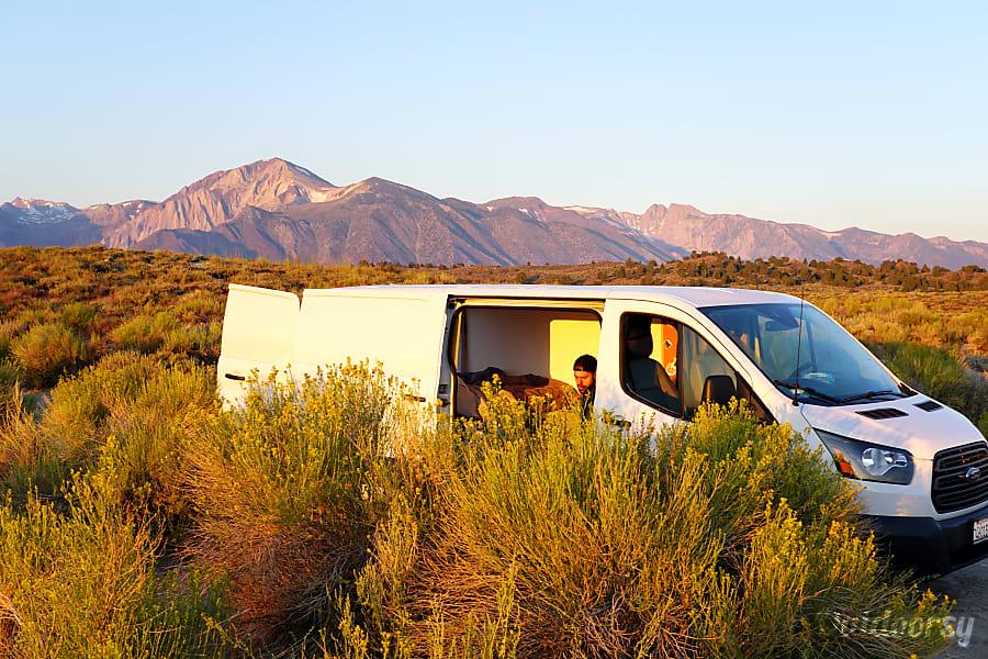 'Skip' 2016 Ford Transit Campervan Buena Vista, CO