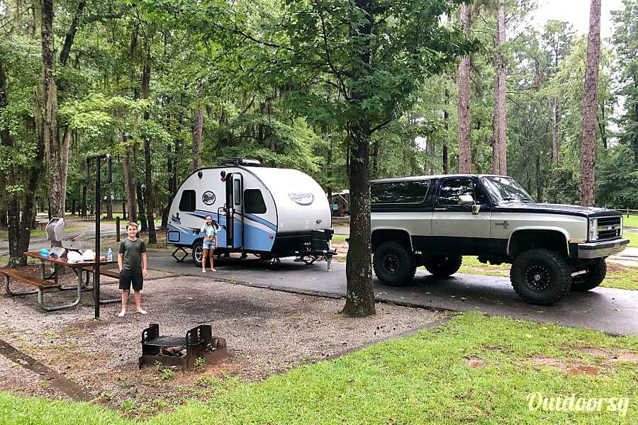 exterior 2018 Forest River R-Pod Brunswick, GA