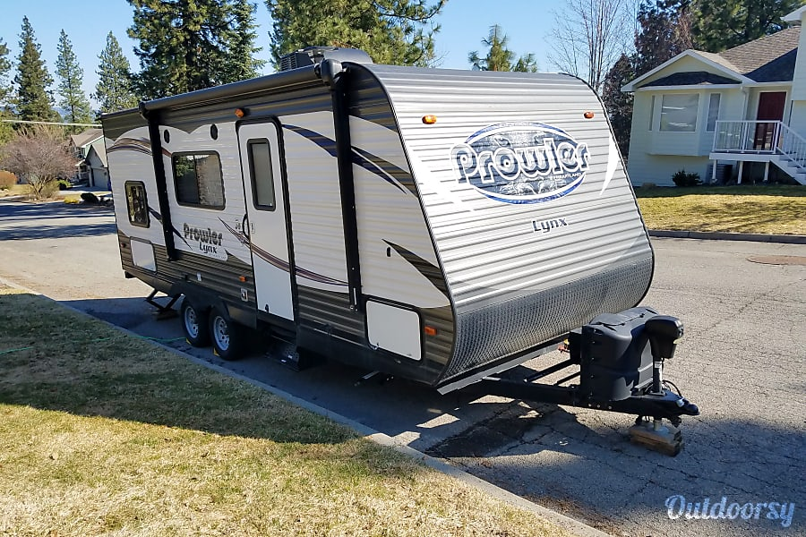 exterior The Easy-Tow Bunk House Camper - 2017 Heartland Prowler Spokane Valley, WA