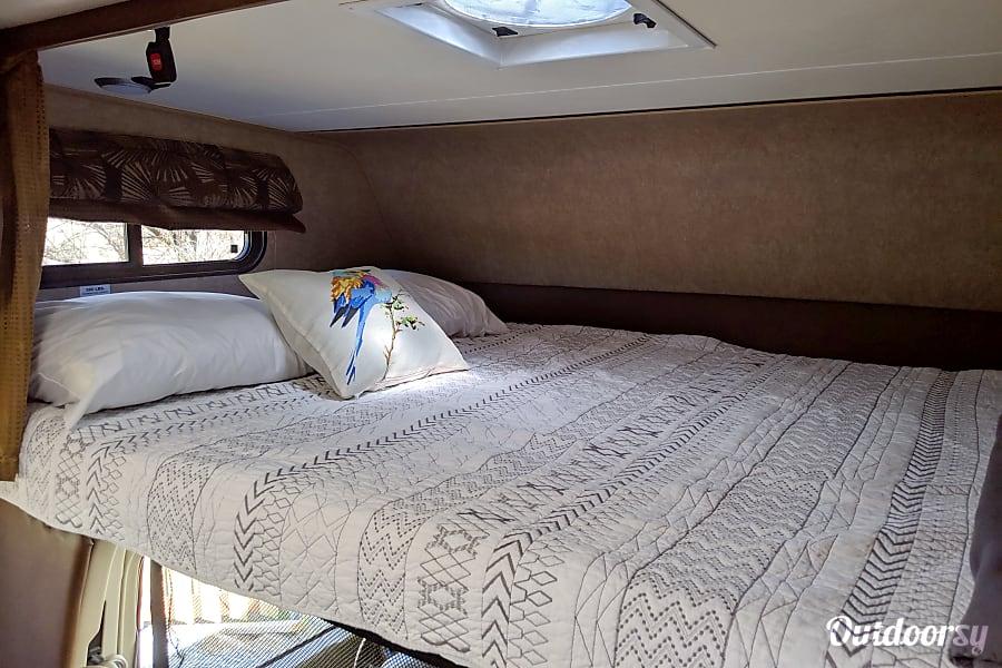 interior 2016 Coachmen Leprechaun Reno, NV