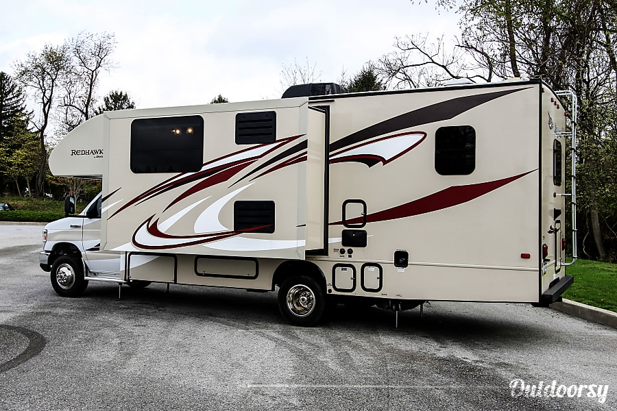 exterior 2014 Jayco Redhawk West Chester, PA