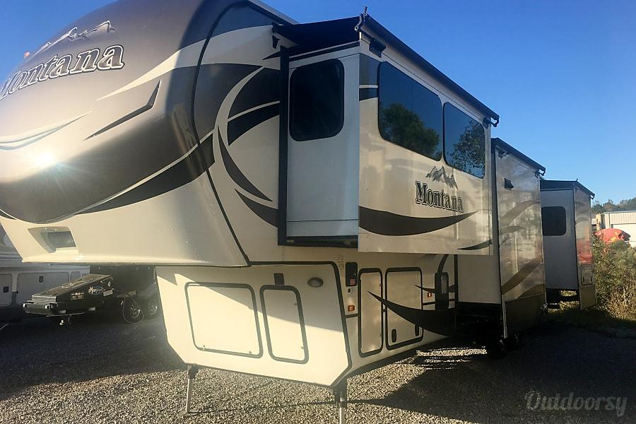 2015 Keystone Montana Mobile, AL