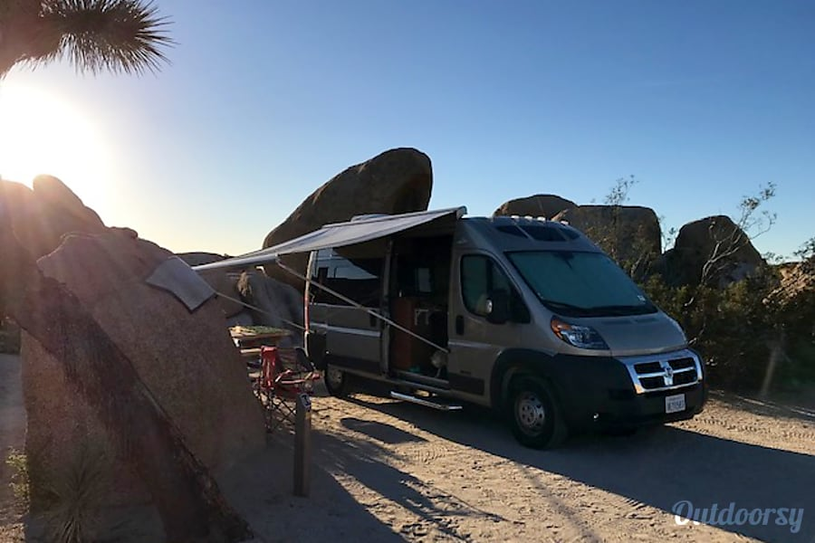 exterior 2018 Roadtrek Other San Diego, CA