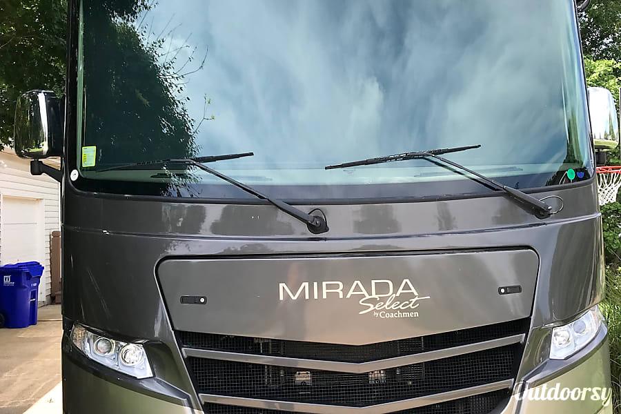 interior 2017 Coachmen Mirada Select 37TBH Eureka, MO