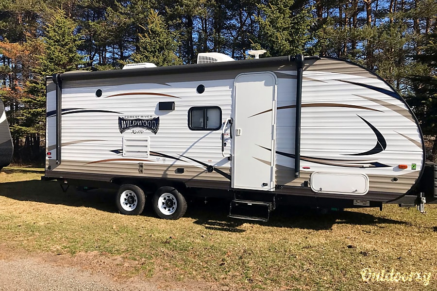 2018 Forest River Wildwood X-Lite Sault Ste. Marie, MI