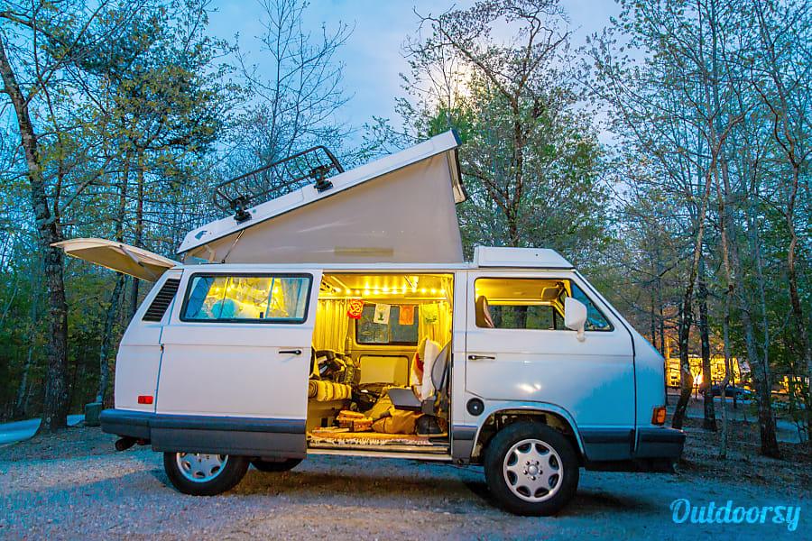 "1991 VW Vanagon Camper ""Marsha"" (Manual Transmission) Charlotte, NC"