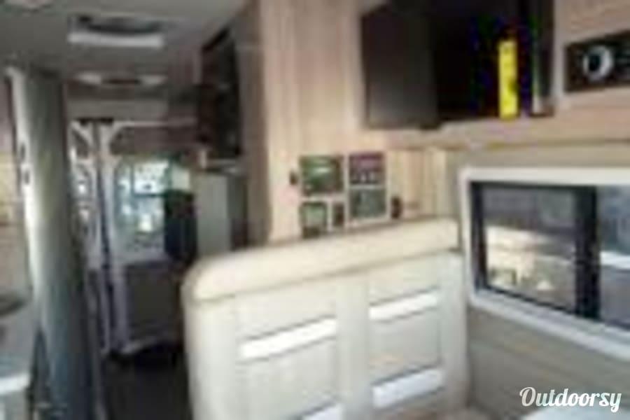 interior 2019 Winnebago Travato Orlando, FL