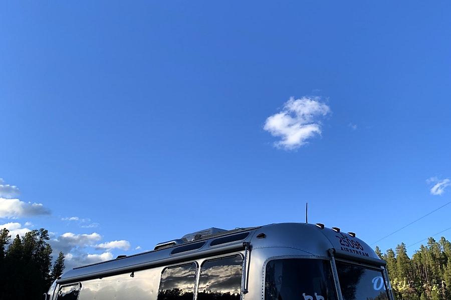 exterior 2013 Airstream International Jemez Springs, NM