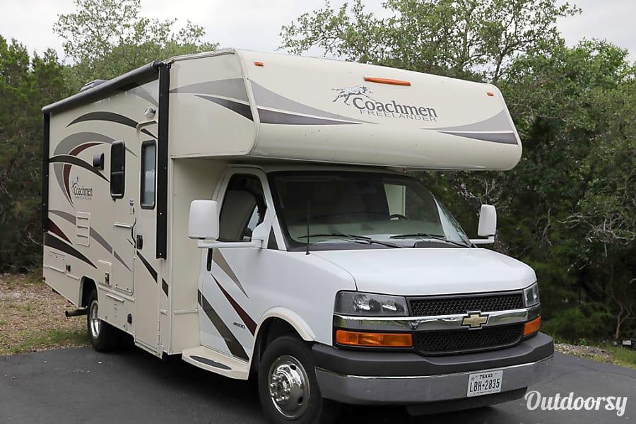 2016 Coachmen Freelander 21RS (AUS) Austin, TX
