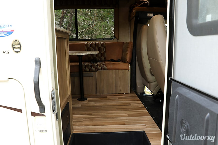 interior 2016 Coachmen Freelander 21RS San Antonio San Antonio, TX