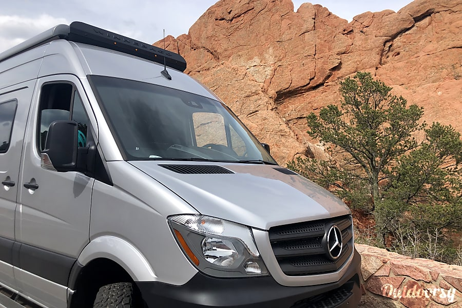 2019 Mercedes Sprinter/Winnebago Revel Boulder, CO
