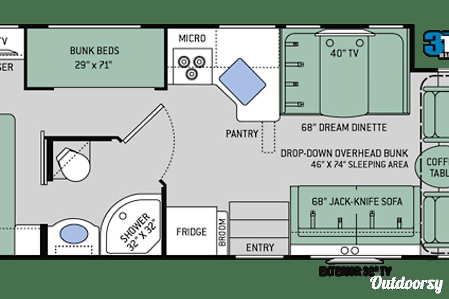 RV 26: 2020 Thor ACE 30.2 Herndon, VA