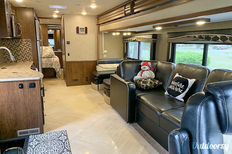 interior 2016 Coachmen Other Greensboro, GA