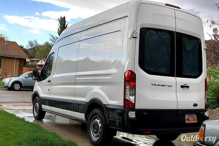 exterior Klaus - 2016 Ford Custom Transit Millcreek, UT