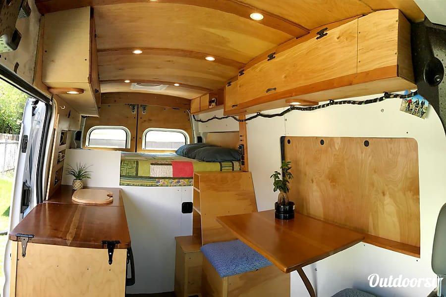 interior Klaus - 2016 Ford Custom Transit Millcreek, UT
