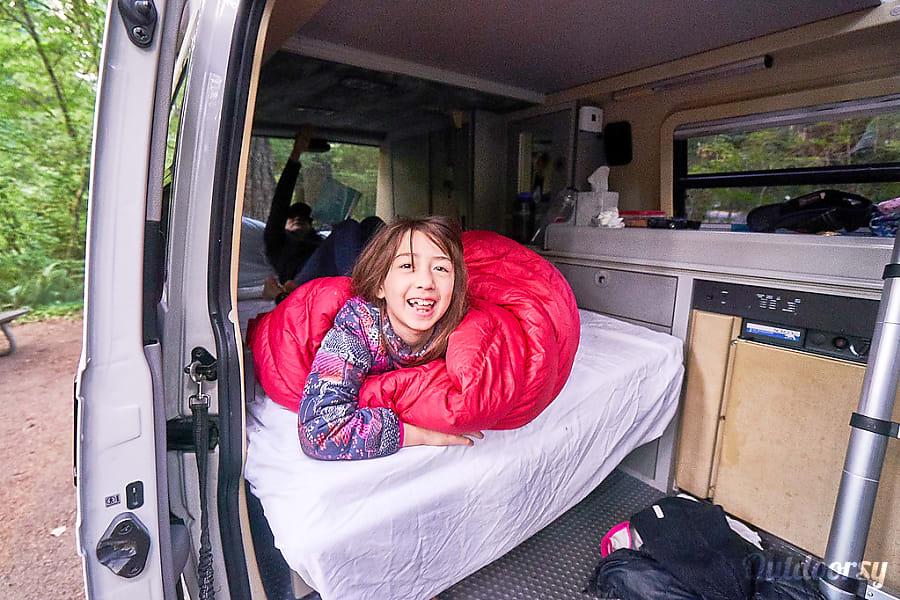 Tillicum: Eurovan Camper Portland, OR