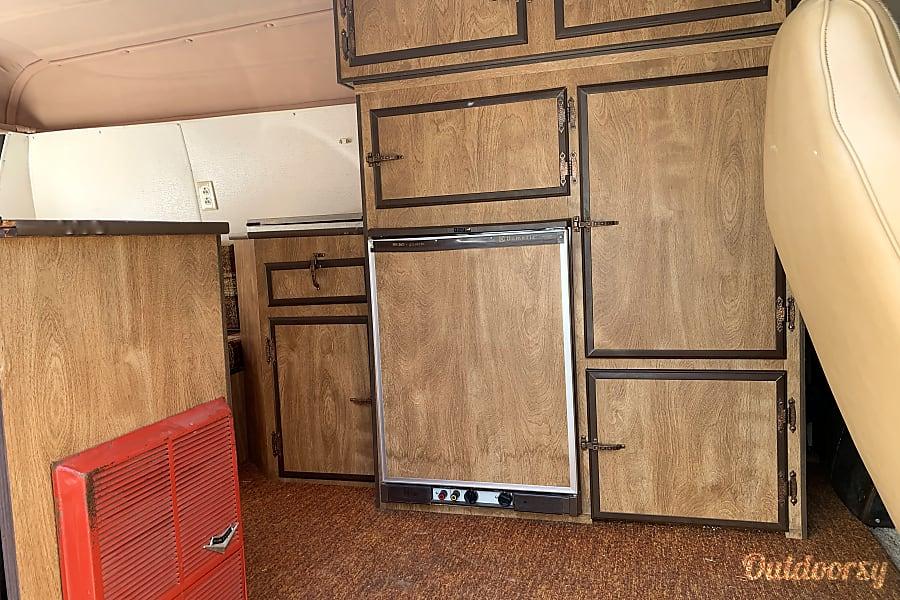 interior 1980 Dodge B Van Calgary, AB