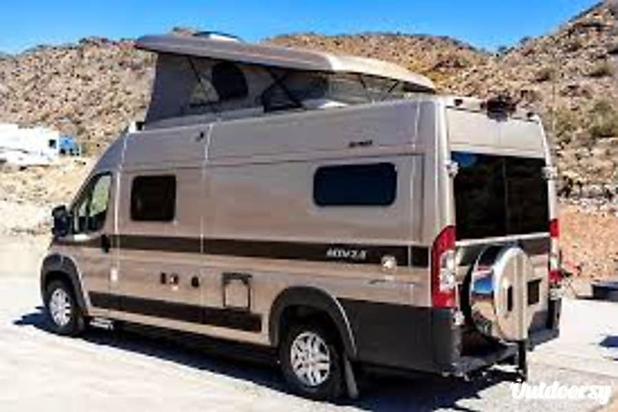 exterior 2019 Hymer Loft Camper Van Phoenix, AZ