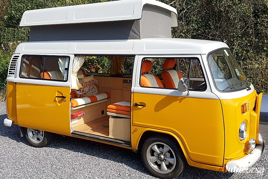2011 Volkswagen VW T2 Sidmouth,