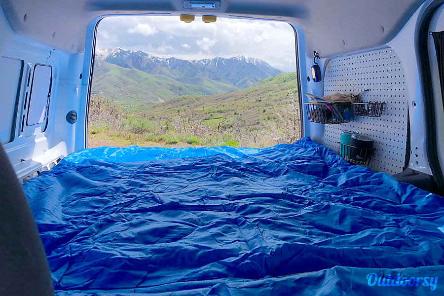 AdVANture camper van! Salt Lake City, UT