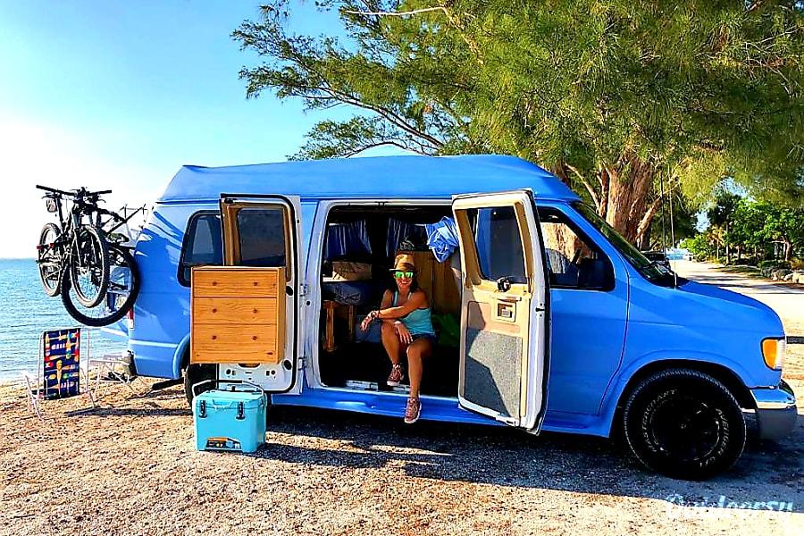Big Old Blue! Hallandale Beach, FL