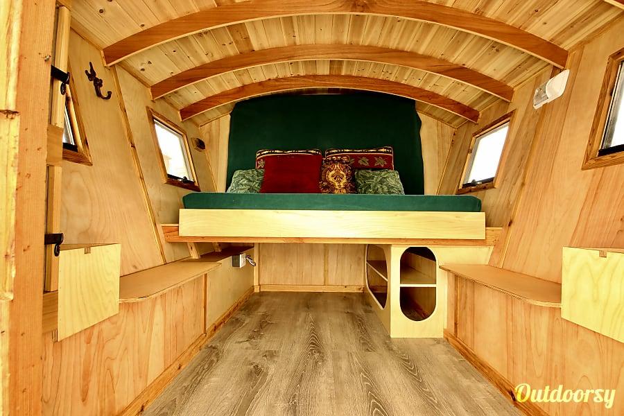 2019 Vita Gypsy Wagon Camper
