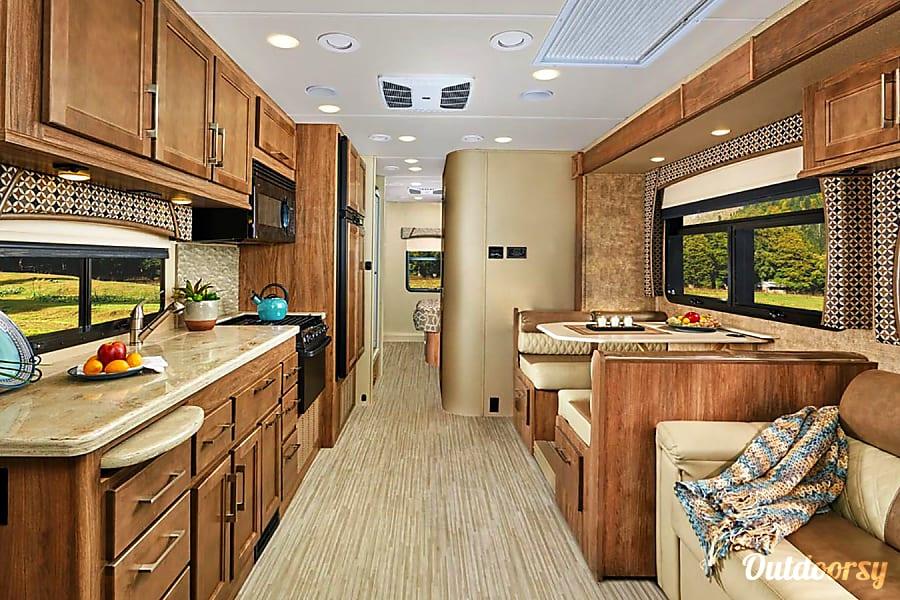 interior Greyhawk 30XP Deerfield Beach, FL
