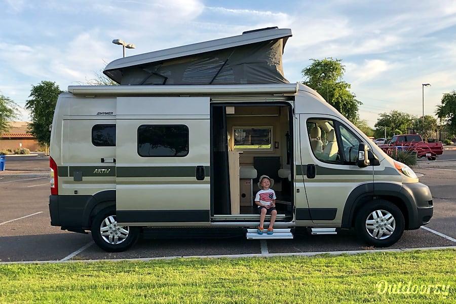 2019 Hymer Loft Camper Van Phoenix, AZ