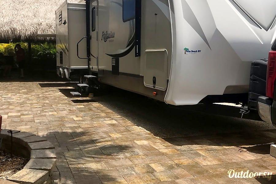 exterior Fl Keys - Snowbird Special Travel Trailer - Delivered and Fully Setup Key Largo, FL