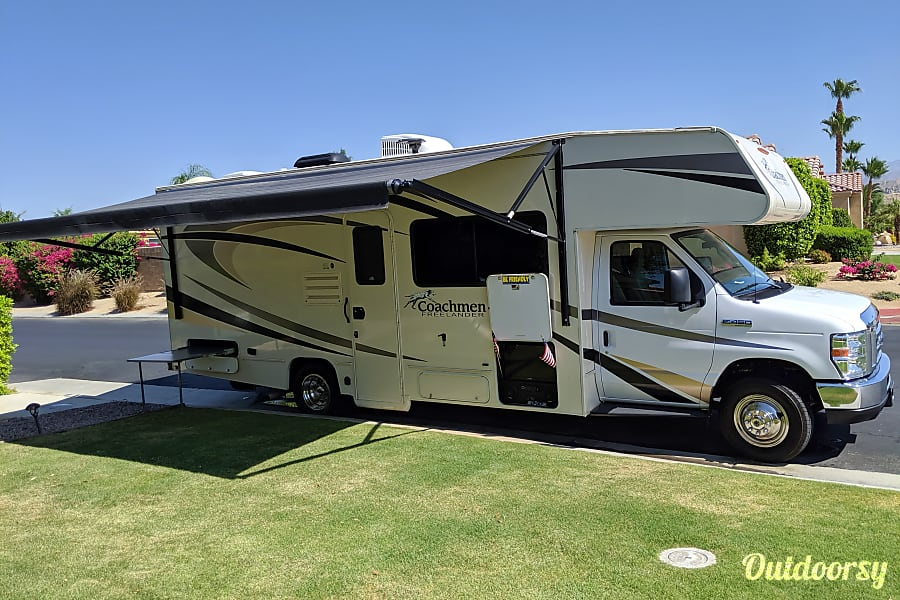 exterior 2017 Coachmen Freelander Indio, CA