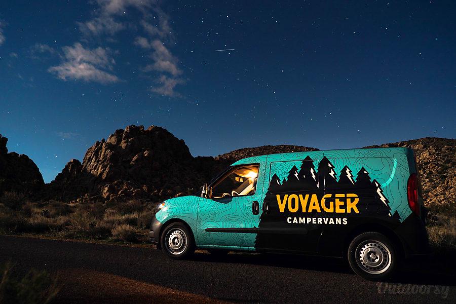Voyager Minny V2 Campervan - PDX Portland, OR