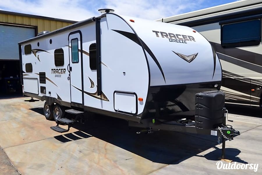 New 2019 Travel Trailer With Bunk Beds Sleeps 8