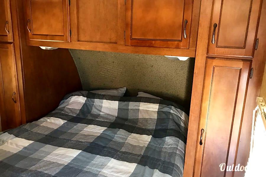 interior 2012 Coachmen Catalina Albuquerque, NM