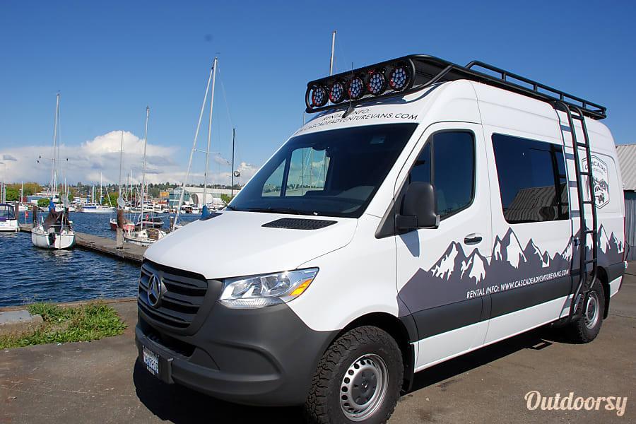 Mercedes Benz Seattle >> 2019 Mercedes Sprinter Camper Van