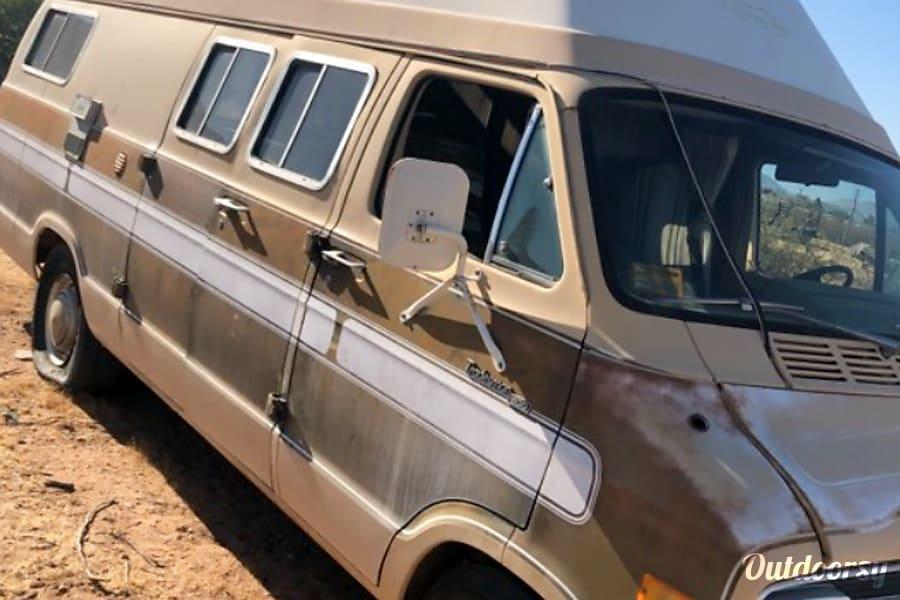 1978 Dodge B Van Los Angeles, CA