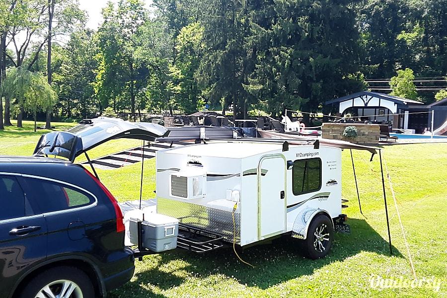 exterior 2019 Runaway Campers Rangerunner Herndon, PA