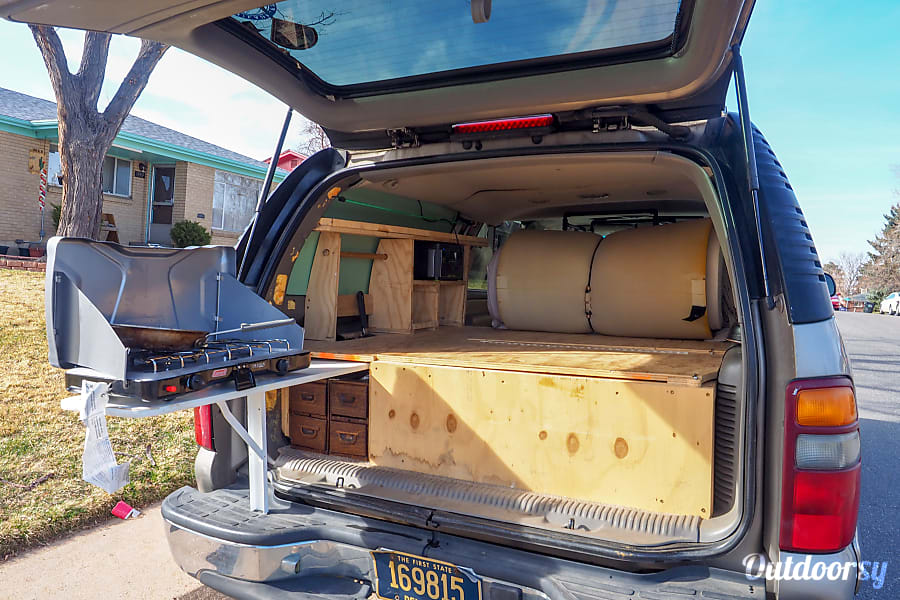 Self Check-In, Comfortable Bed (Full), GMC Glamping w/ Airbnb SuperHost