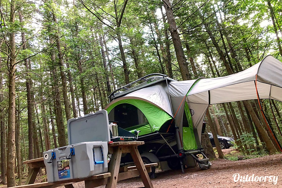 2018 Sylvansport Go FLX DELIVERY- cargo trailer, popup camper- pets welcome with NO pet or cleaning fee! Watkins Glen, NY