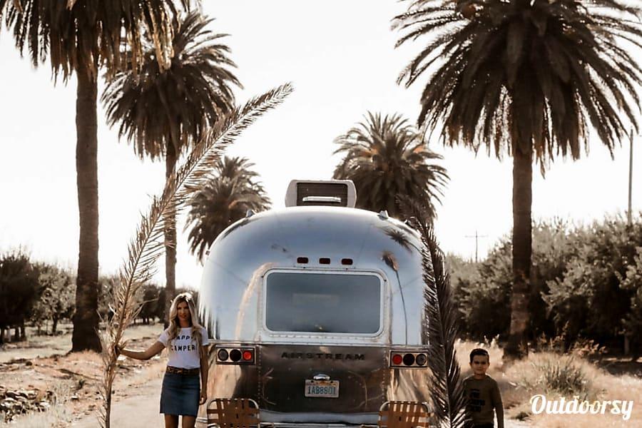 1972 Airstream Tradewind Chico, CA