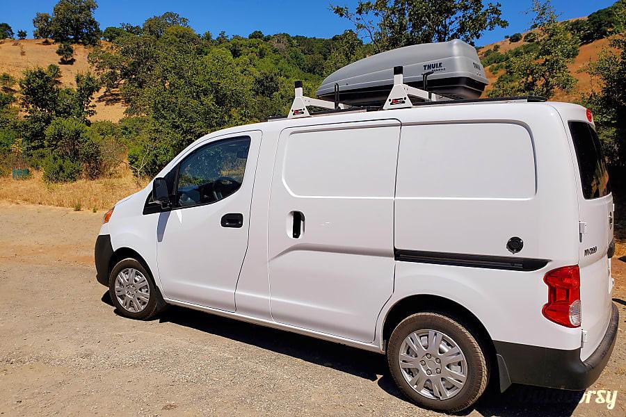 exterior New 2018 Nissan NV200 San Anselmo, CA