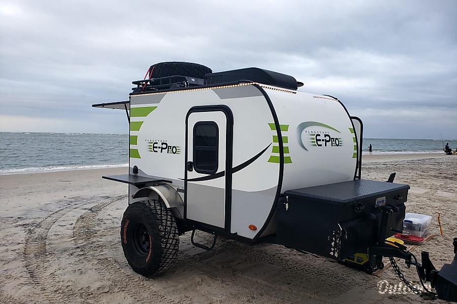 exterior 2018 Forest River E-Pro 12RK Stafford, VA