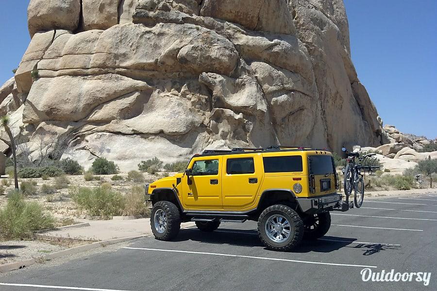 H2 Hummer Camper - The Aztec Rancho Mirage, CA