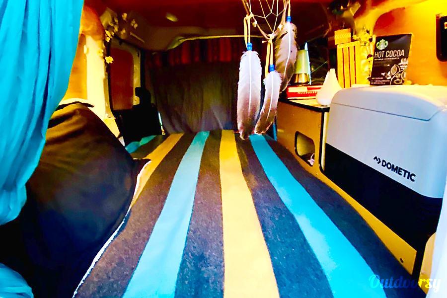 ❂ MONK'S GYPSY ❂     2018 Micro Camper Van Monterey, CA