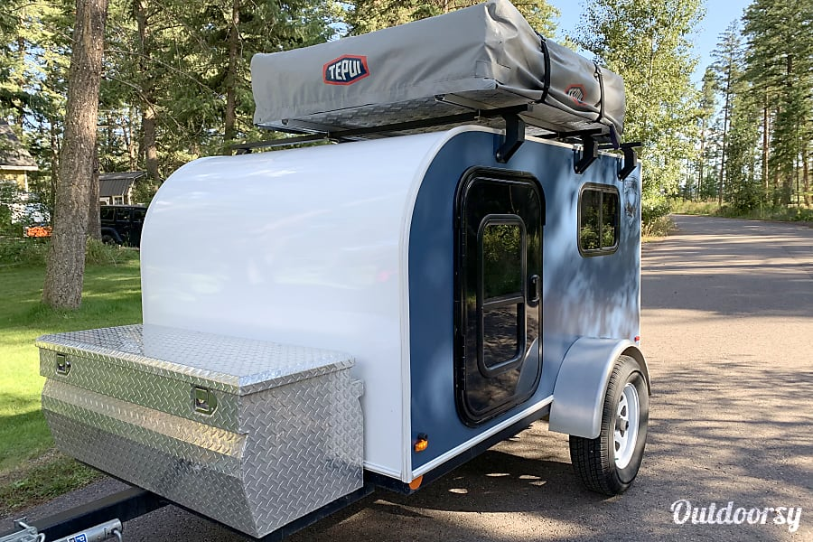 exterior GNA Camping Trailer Package ( Trailer only) Kalispell, MT